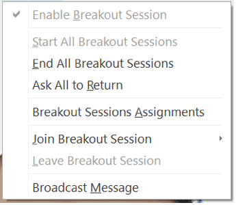 Breakout session 11 r