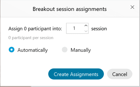 Breakout session 5 r