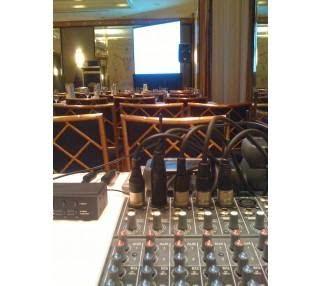 Audio Mixer pada Ruang Pertemuan