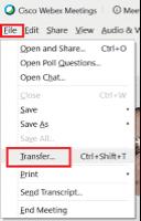 cara transfer file dengan webex meetings