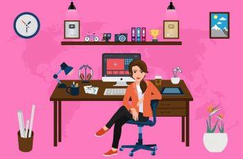 Tips Work From Home yang Produktif, beserta Kelebihan & Kekurangannya